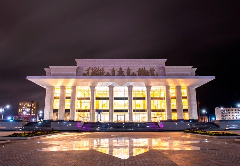 Талдыкорган площадь фонтанов