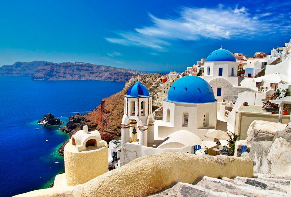 Греческие острова