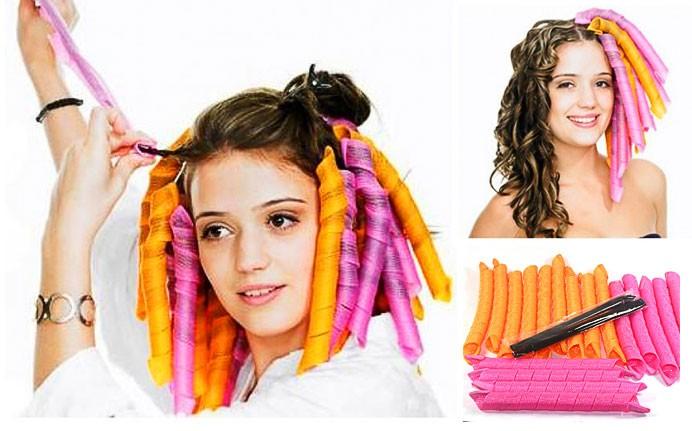 Бигуди на длинные волосы Magiс Leverag, фото 1