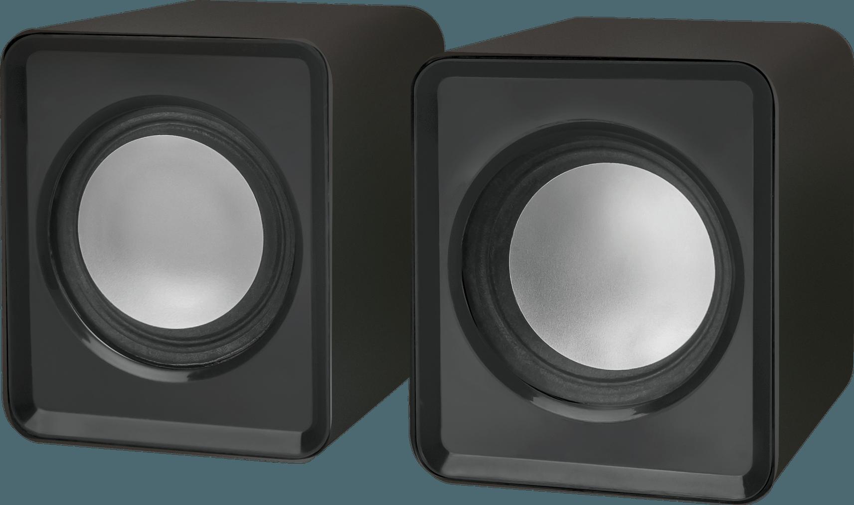 Компактная акустика 2.0 Defender SPK 22, фото 2