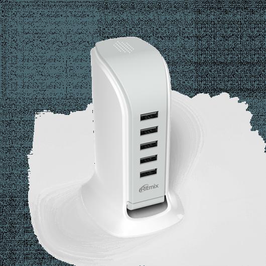 Зарядное устройство сетевое Ritmix RM-5055AC, фото 2