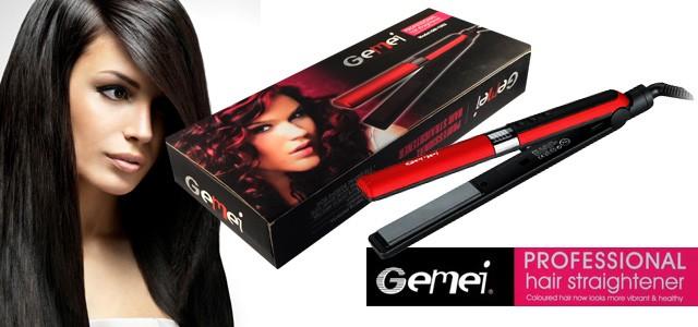 Выпрямитель для волос Gemei GM-1902, фото 1