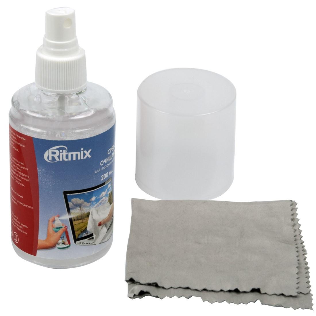 Чистящее средство с микрофиброй для экранов всех типов, фото 2