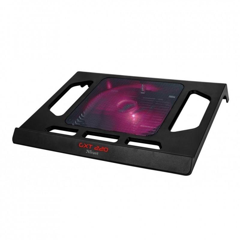 Охлаждающая подставка для ноутбуков Trust GXT 220, фото 1