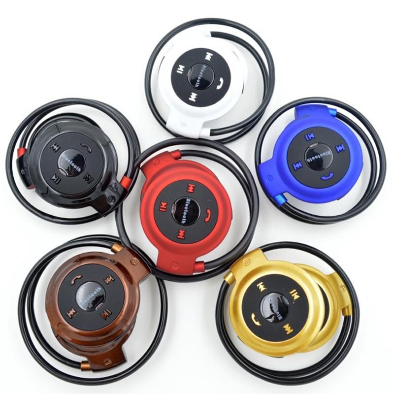 Беспроводные мини наушники с Bluetooth модель 503 TF, фото 2