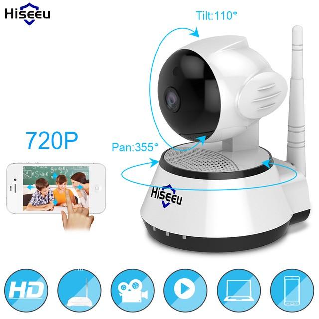 IP-камера Hiseeu FH2A, фото 1