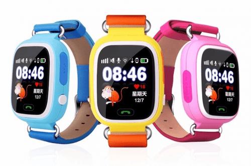 Умные детские часы Q90 Smart Baby Watch, фото 1
