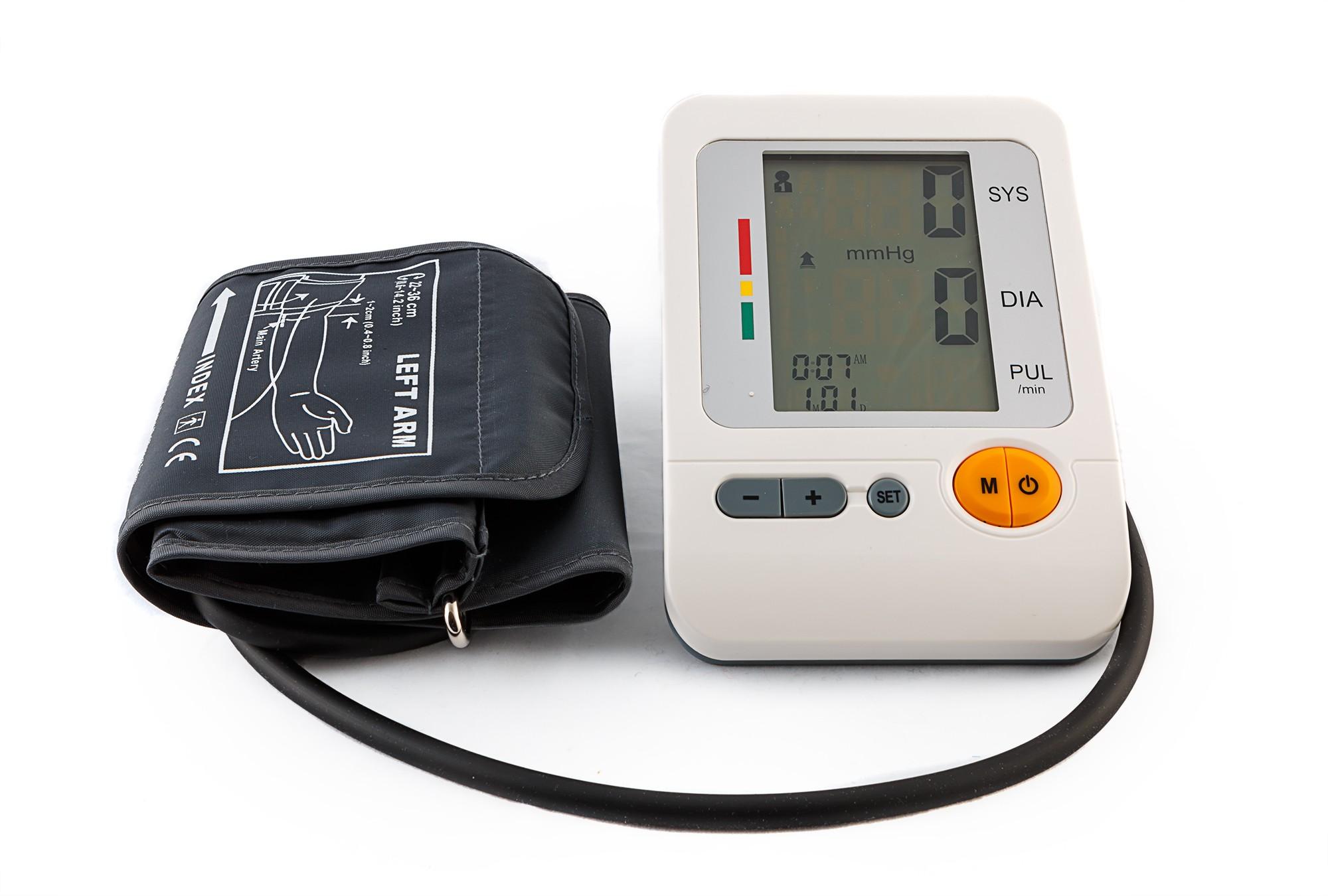 Цифровой измеритель давления BP-103H, фото 1