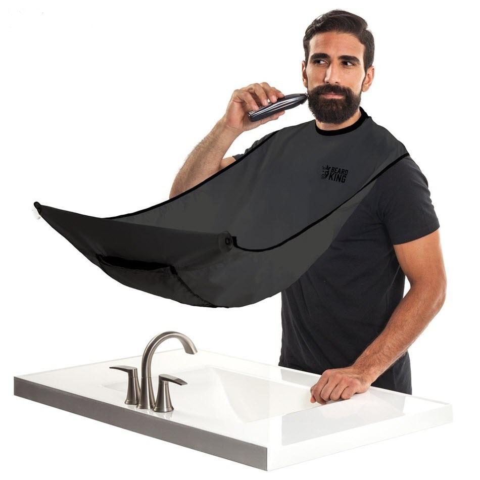 Фартук для стрижки бороды, фото 1