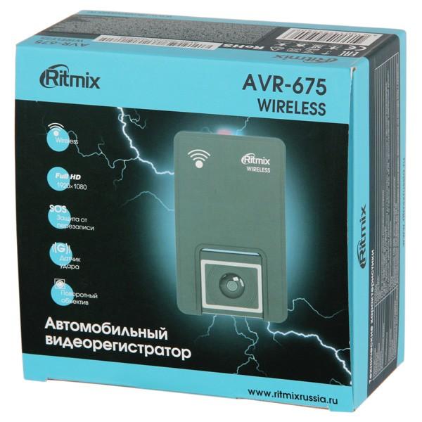 Видеорегистратор RITMIX AVR-675, фото 1