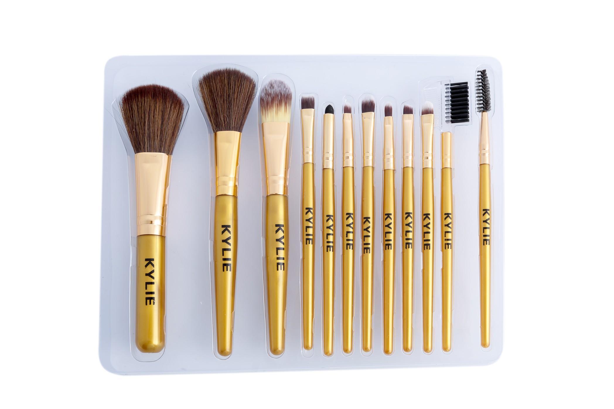 Набор кистей для макияжа (12 штук), фото 3