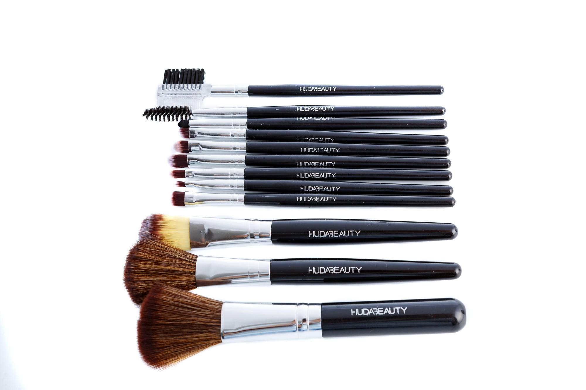 Набор кистей для макияжа (12 штук), фото 5