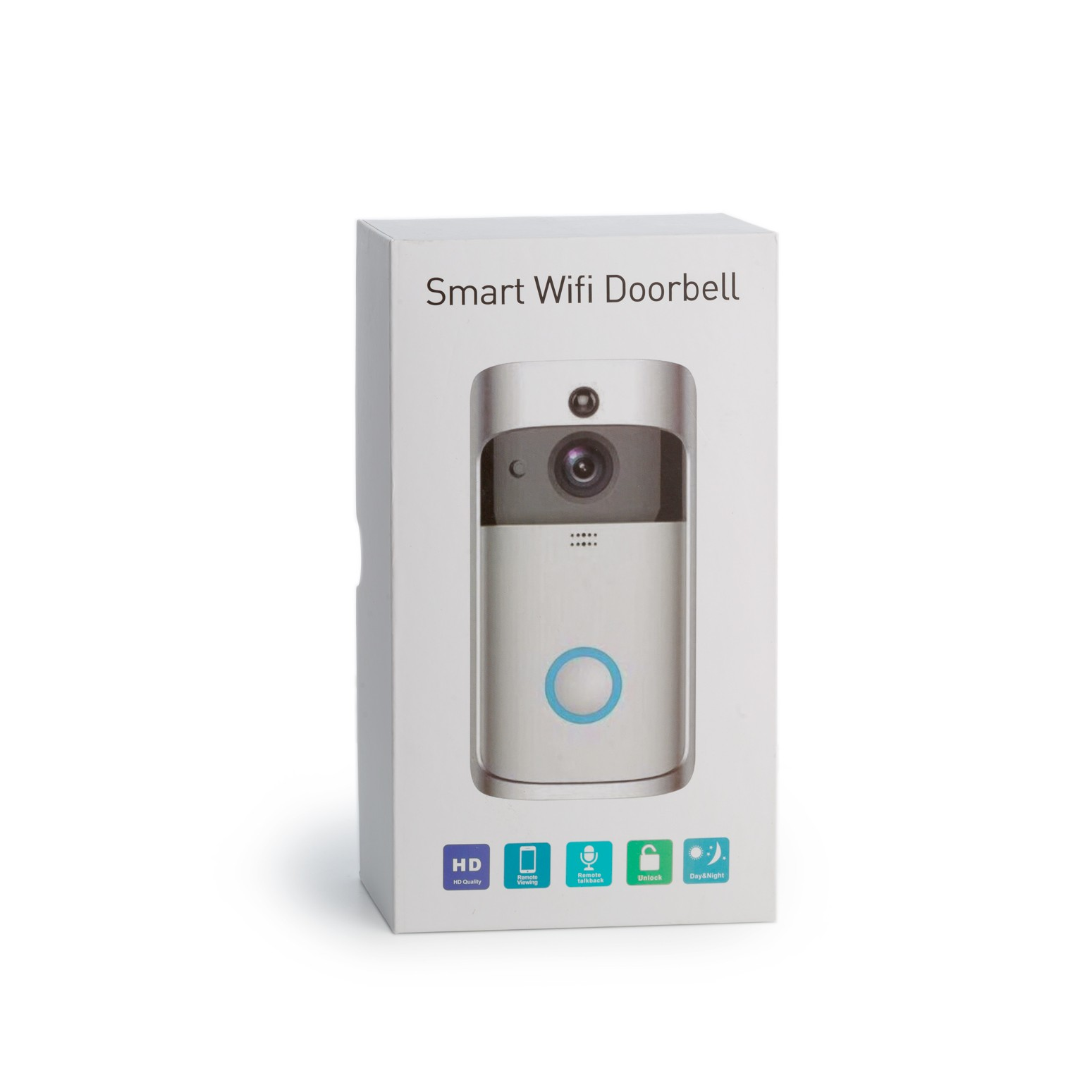 Беспроводной WI FI видеозвонок, фото 1