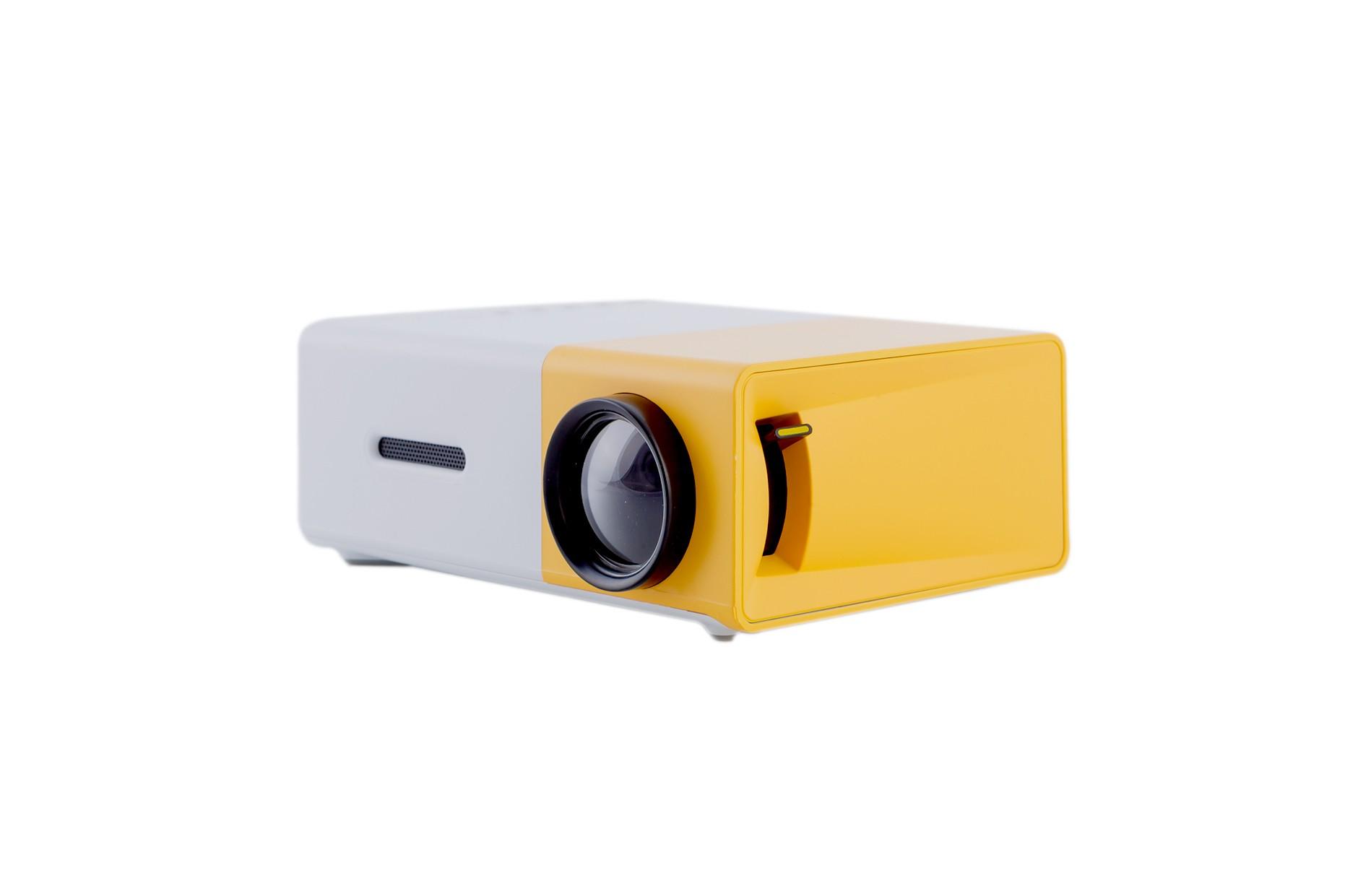 Проектор Led YG300 мультимедийный с динамиком, фото 3