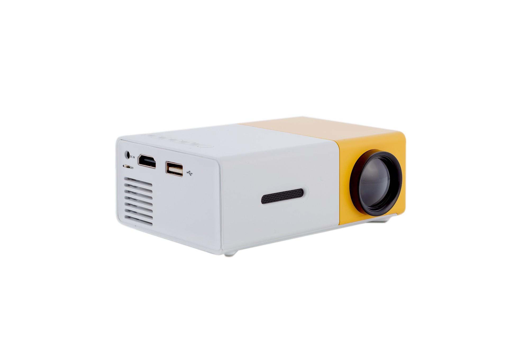 Проектор Led YG300 мультимедийный с динамиком, фото 4