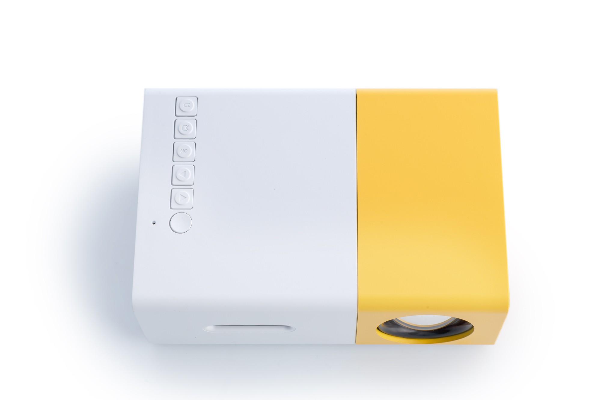 Проектор Led YG300 мультимедийный с динамиком, фото 5