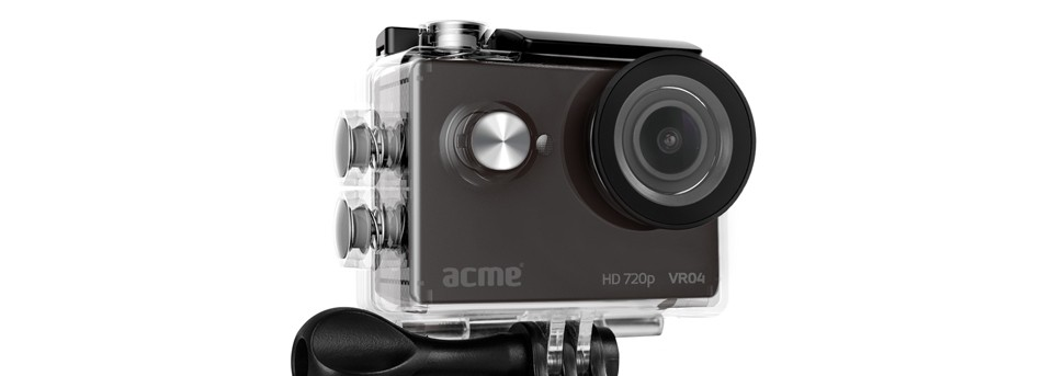 Экшн-камера Acme VR04 Compact HD, фото 1