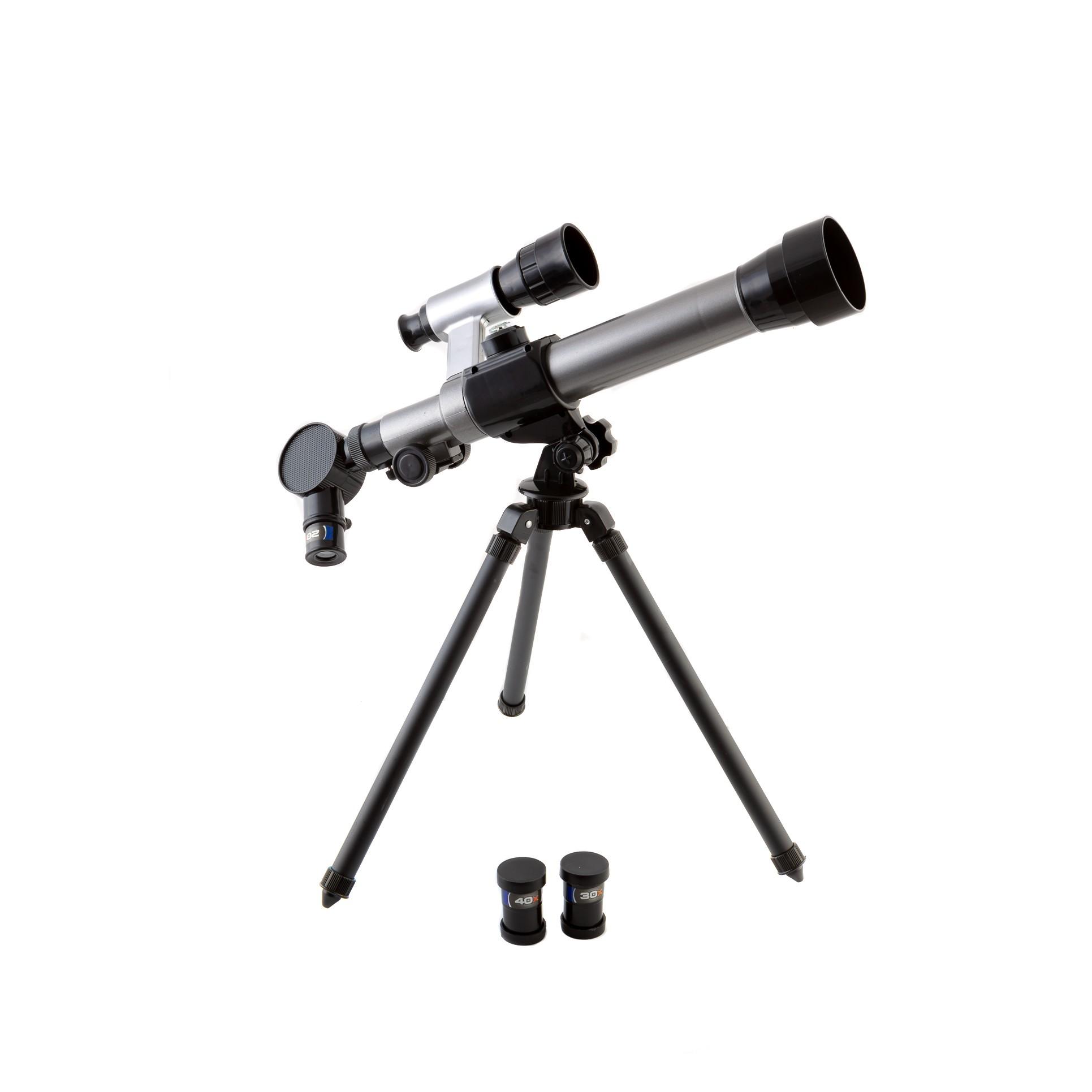 Детский пластиковый телескоп C2132, фото 2