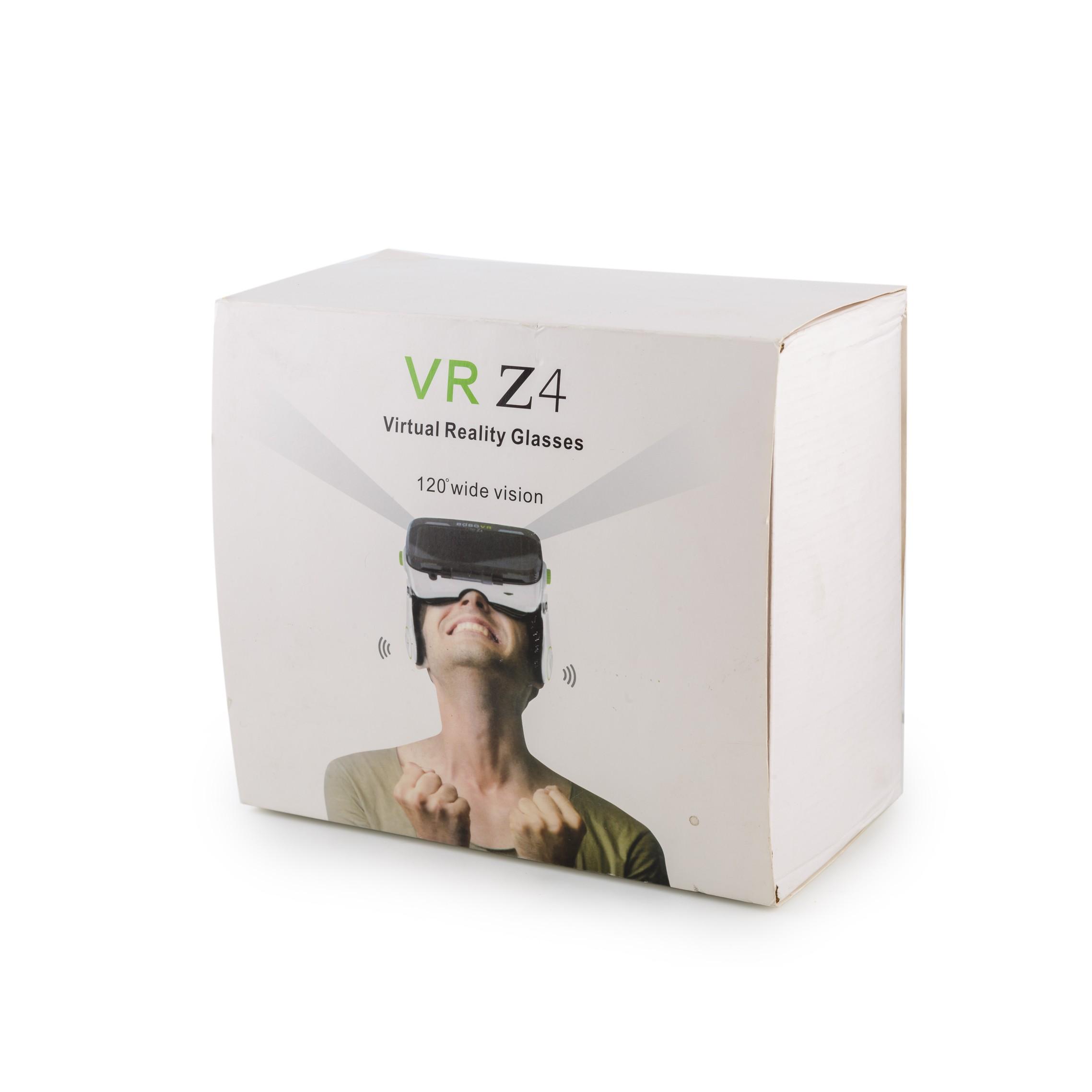Очки виртуальной реальности для смартфона VR Z4, фото 1