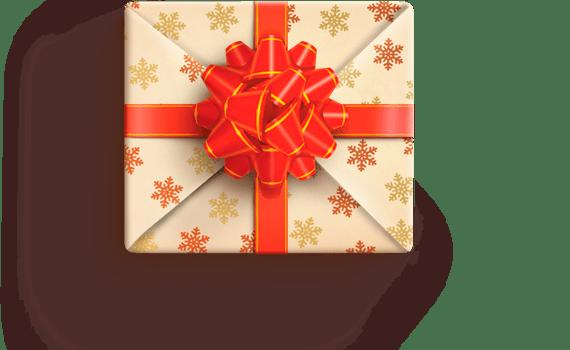Подарок на акцию