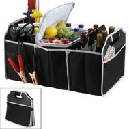 """Органайзер для багажника авто + термосумка """"Trunk Organizer and cooler"""", фото 1"""