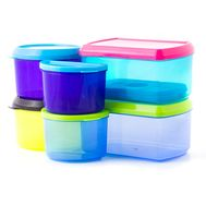 Детские контейнеры с охлаждающим элементом Kids Healthy Lunch Set, фото 1