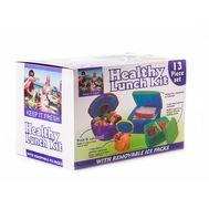 Контейнеры с охлаждающим элементом Healthy Lunch Kit, фото 1