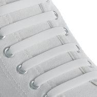 Набор силиконовых шнурков, 13 мм, 9 см (12 штук), фото 1