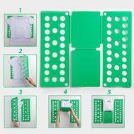 Приспособление для складывания одежды 47,5×40 см, фото 1