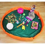Коврик-органайзер для игрушек Toy Bag, фото 1