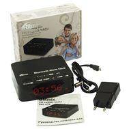FM-радиочасы с функцией Bluetooth Ritmix RRC-818, фото 1