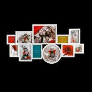 Фоторамка сложная на 11 фото «Семейные воспоминания» M01.732, фото 1