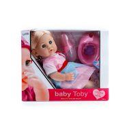 """Кукла-пупс """"Baby Toby"""" с горшком и аксессуарами, фото 1"""