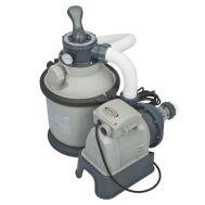 Песочный фильтр-насос 1200 галлонов (220-240 Вольт), 4000 л/час intex 28644, фото 1