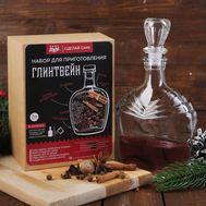 """Набор для приготовления напитка, сделай сам """"Глинтвейн"""", штоф 500 мл, специи, инструкция, фото 1"""