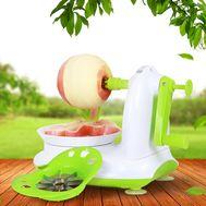 Машинка для чистки яблок Apple Peeler + слайсер, фото 1