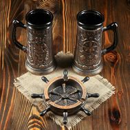 Набор пивной подарочный «Флинт», фото 1