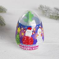 Набор для опытов «Новогодние кристаллы», фото 1