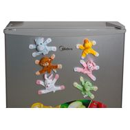 Мягкие животные-фигурки на холодильник (6 шт), фото 1
