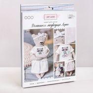 Мягкая игрушка «Домашняя медведица Лорен», набор для шитья, фото 1