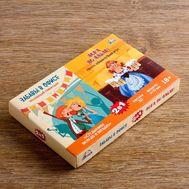 """Карточная игра для весёлой компании, 2 в 1: """"Забавы в офисе"""" и """"Пора по пабам"""", фото 1"""