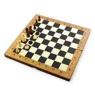 Шахматы 3 в 1 (нарды, шахматы, шашки), фото 1