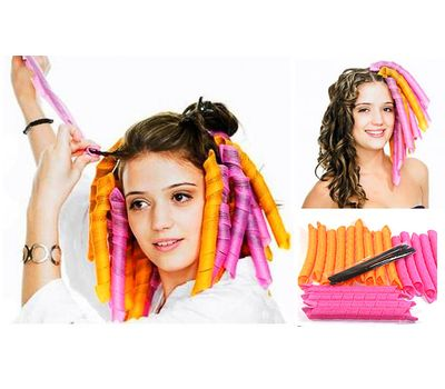 <label itemprop='name'>Бигуди на длинные волосы Magiс Leverag</label>, фото 1