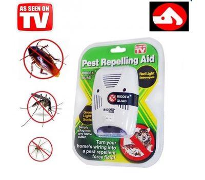 Отпугиватель грызунов и насекомых Riddex Quad Pest Repelling Aid , фото 1