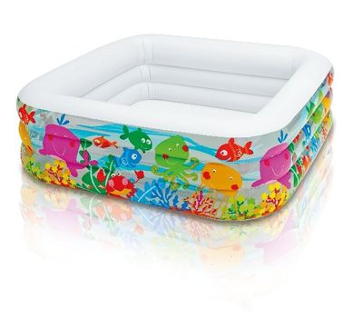 Бассейн детский надувной 57471 Intex, фото 1