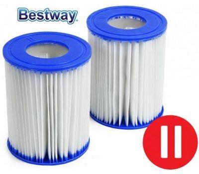 Сменный фильтр картридж Bestway 58094, фото 1