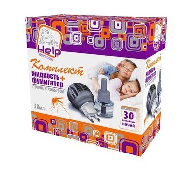 <label itemprop='name'>Электрофумигатор против комаров 50 ночей спокойного сна + подарок</label>, фото 1
