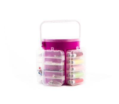 Набор для нитей и швейных аксессуаров Sewing Kit, фото 3