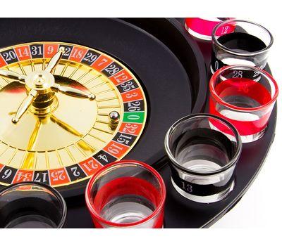 Алкогольная (пьяная) рулетка - настольная игра для взрослых, фото 3