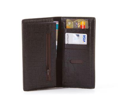 Бумажник для нагрудного кармана модель 051, фото 3